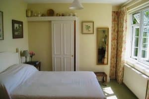 Double room Deverill End Bed and Breakfast