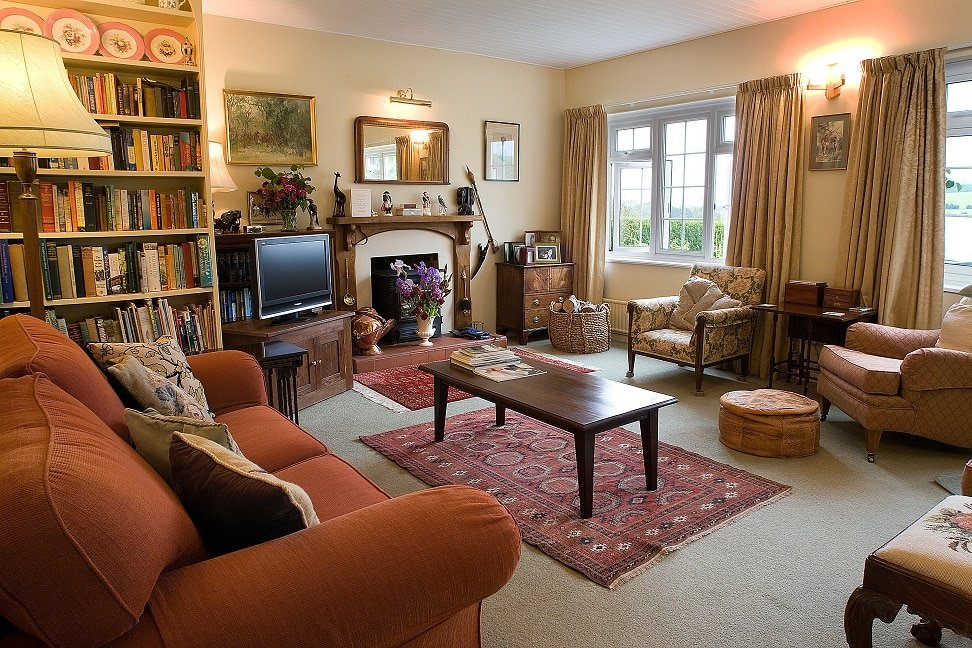 Sitting Room Deverill End Bead and Breakfast